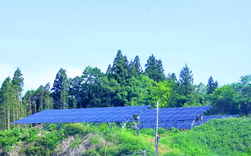 スペースソーラー福島・東白川発電所